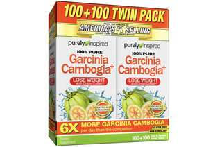 [IN-STOCK] Purely Inspired 100% Pure Garcinia Cambogia Extract with HCA, 200 Count