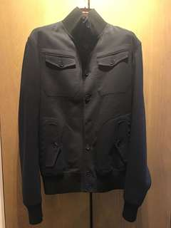 Bottega Veneta men's bomber jacket