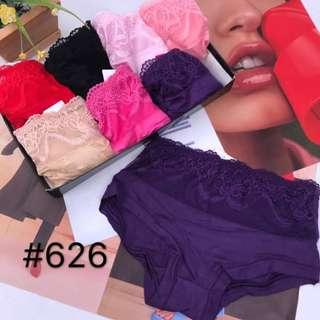 6pcs Lace Underwear