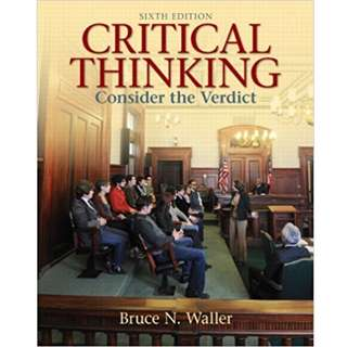 Critical Thinking: Consider the Verdict (472 Page Mega eBook)