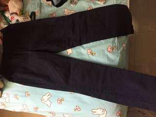 🚚 彈性休閒褲(深藍)