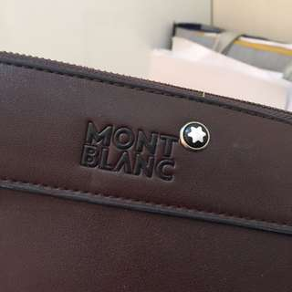 SALE‼️ MONT BLANC CLUTCH / HANDBAG ORIGINAL