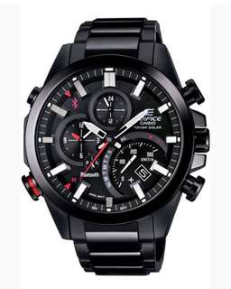 CASIO Edifice EQB-500 Tough Solar Bluetooth