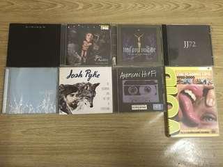 Lot CD/DVD