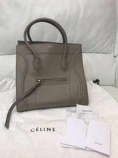 Celine Medium Phantom Luggage 95% new (可交換)