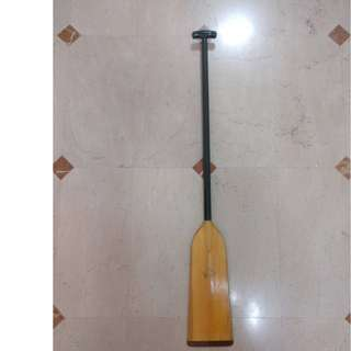 Hybrid dragon boat paddle, 51 inch and paddle bag