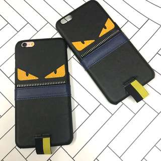 FD monster leather case iPhone 6P/6SP