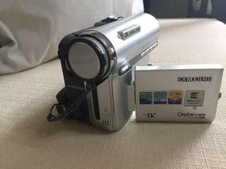 Samsung video camera camcorder miniDV VP-D354i PAL