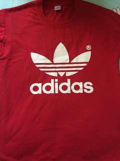 🚚 無彈性Adidas上衣