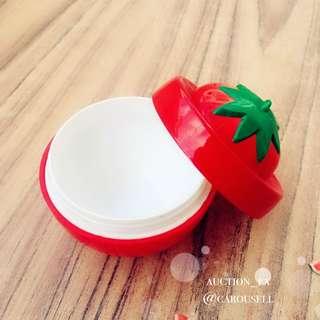 草莓造型空盒