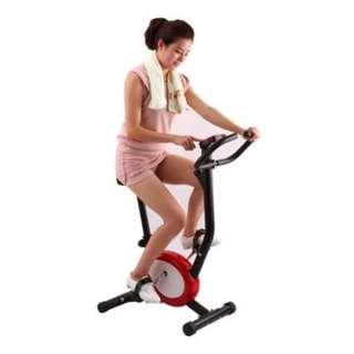 Belt Fitness Exercise Bike Sepeda Statis Alat Fitness Dalam Ruangan