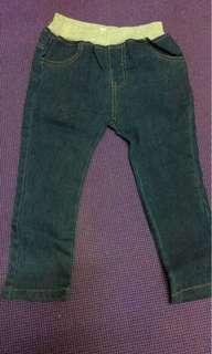 🚚 童裝-百搭牛仔褲(5號)