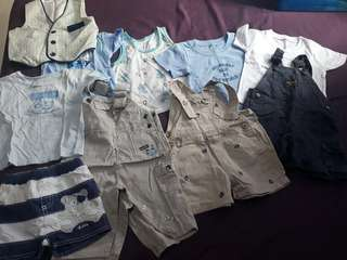 Bundle sale clothes for baby boys