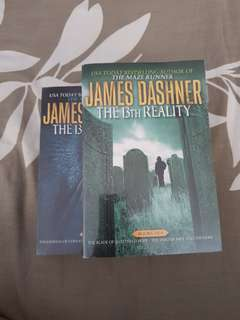 The 13th Reality Set by James Dashner