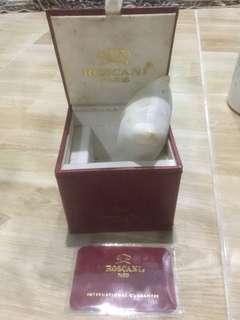 Vintage roscani paris watch box