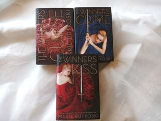 The Winner's Trilogy (Complete Hardbound)