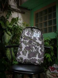 Herschel Parker Camo Frog 19L HypeBeast Backpack (Authentic or Legit)