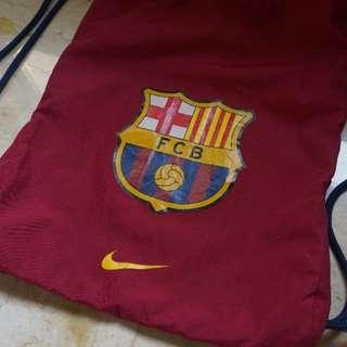 Tas Nike Barcelona Gymsack Original VERY GOOD CONDITION