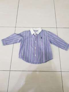Ralph Lauren Shirt Baby 6M