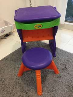Crayola Table/Easel/Storage