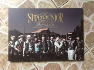 Super Junior Mamacita (Japanese Ver)