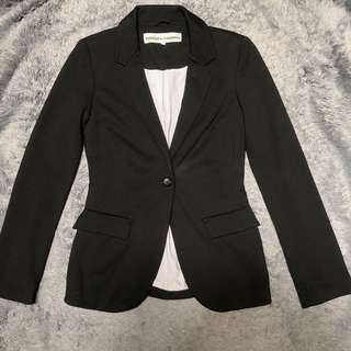 NEW LOOK BLACK FORMAL BLAZER