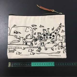 Animal Project pouch