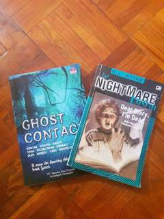 Ghost Contact & The Nightmare Room