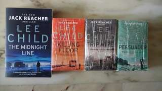 🚚 Jack reacher collection