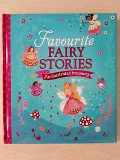 Favourite Fairy Stories - An illustrated Treasury