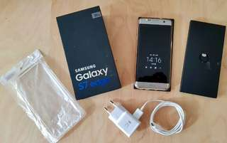 SWAP Original Samsung S7 Edge fullset new
