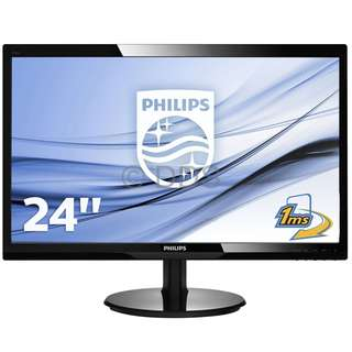 "SELLING PHILIPS 24"" FULL HD LED MONITOR"