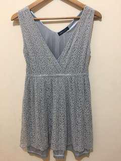 Simplicity Grey Dress