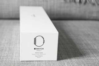 Apple Watch Series 3  ( 42mm)  GPS