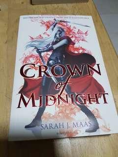 Sarah maas - crown of midnight