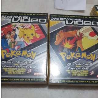 Rare Sealed GBA Games