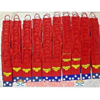 Wonderwoman Lootbags