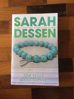 The Truth About Forever- Sarah Dessen