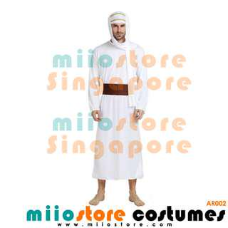 RENT/BUY Racial Harmony Day Costumes Ethnic Arab Muslim