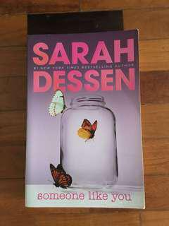 Someone Like You- Sarah Dessen