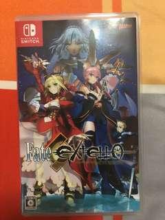 Fate Extella (Switch)