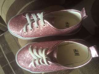 H&M Shoes Pink Blink