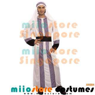 Racial Harmony Day Arab Costumes Muslim Thawb Tunic
