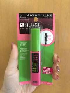 NEW Maybelline Great Lash Mascara