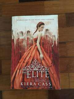 The Elite- Kiera Cass