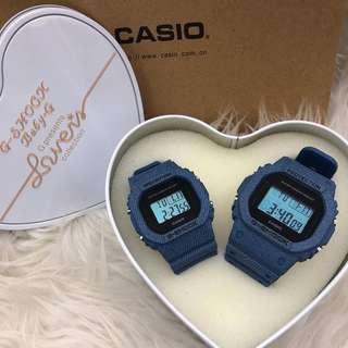 G-Shock DW5600 Couple (CPL3357P)
