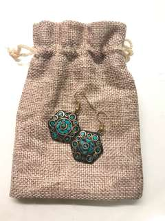Folk Style Bohrmia Earings 民族波西米亞風耳環