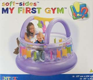Intex Soft-sides My First Fym