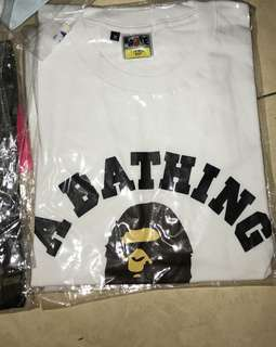 Tshirt Kaos A Bathing Ape