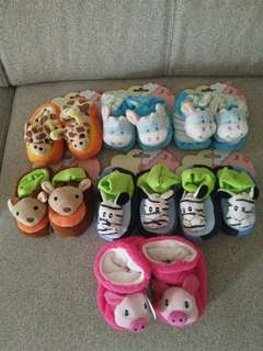 Baby Shoes (assorted design) #July100